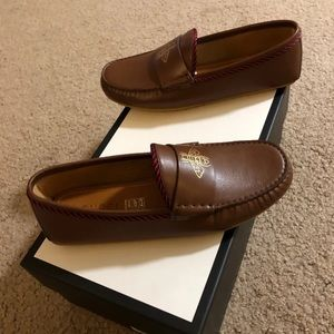 Gucci Kanye Bee Loafers